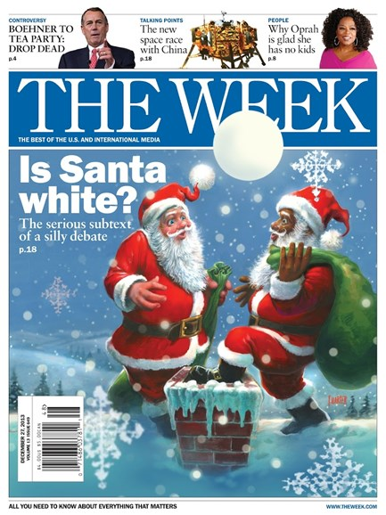 The Week Cover - 12/27/2013
