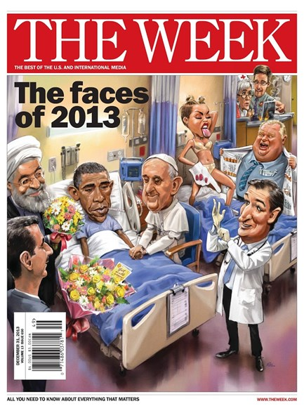 The Week Cover - 12/31/2013
