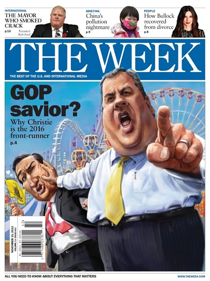 The Week Cover - 11/15/2013
