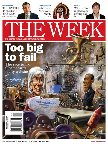 The Week Cover - 11/1/2013