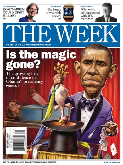 The Week Cover - 11/29/2013