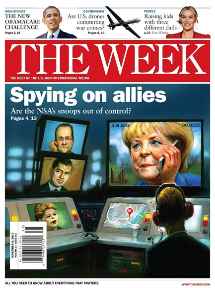 The Week Cover - 11/8/2013