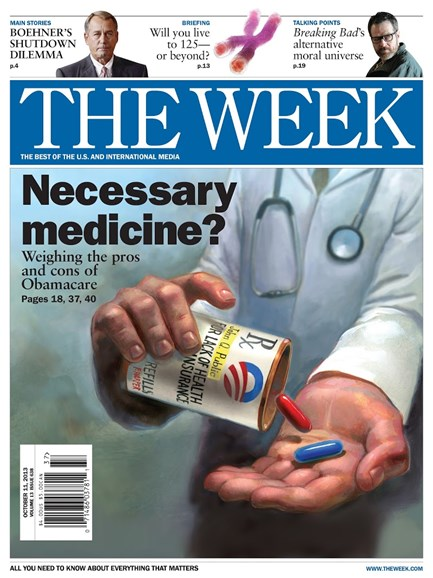 The Week Cover - 10/11/2013
