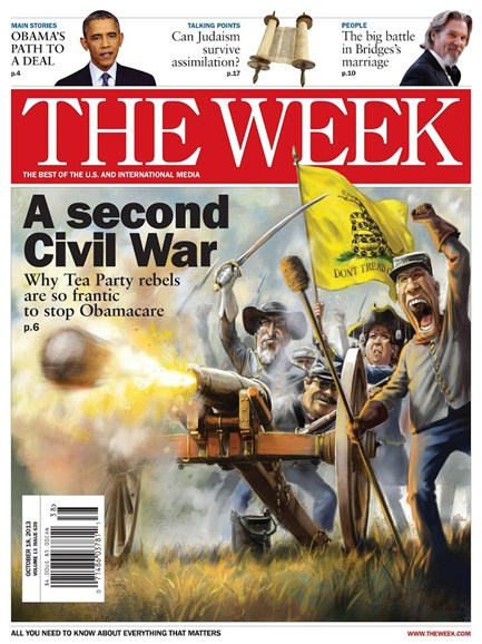 The Week Cover - 10/18/2013
