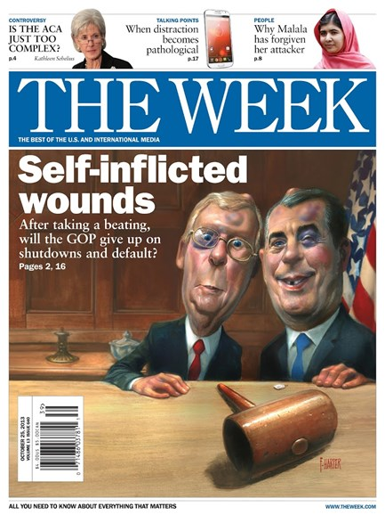 The Week Cover - 10/25/2013