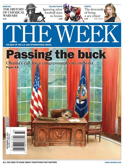 The Week Cover - 9/13/2013