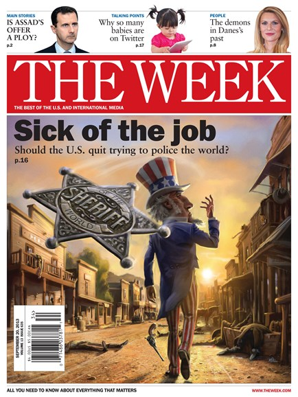 The Week Cover - 9/20/2013