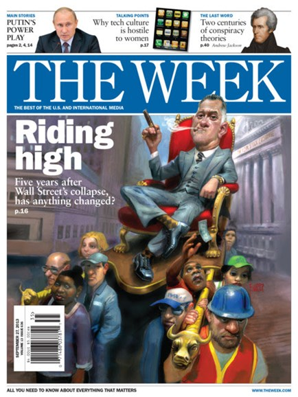 The Week Cover - 9/27/2013