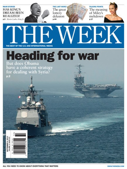 The Week Cover - 9/6/2013