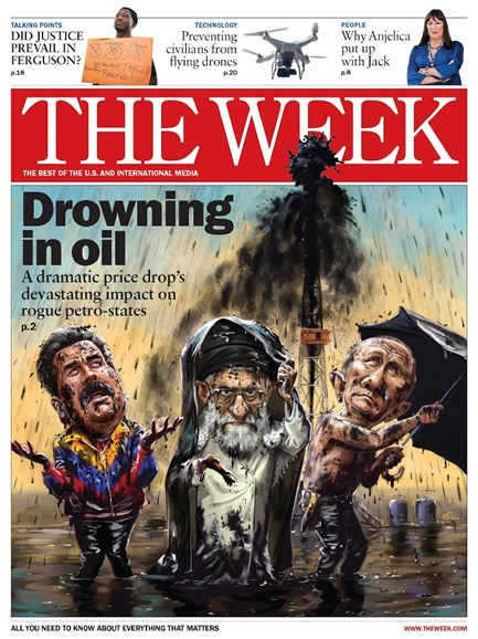 The Week Cover - 12/12/2014