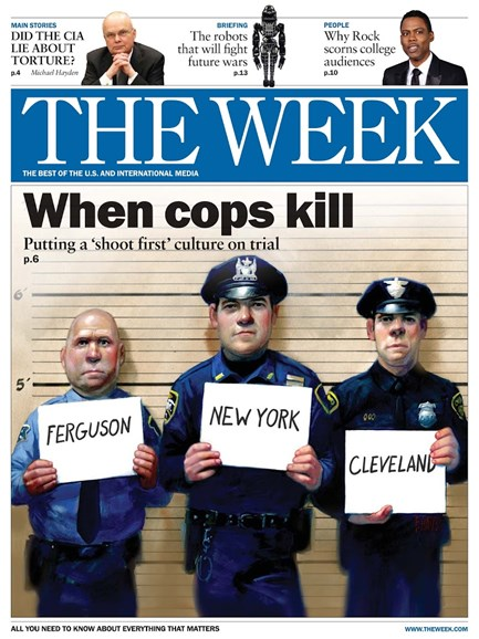 The Week Cover - 12/19/2014