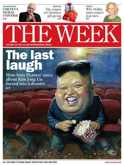 The Week Cover - 12/26/2014