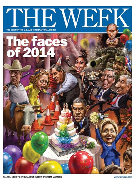 The Week Cover - 12/31/2014