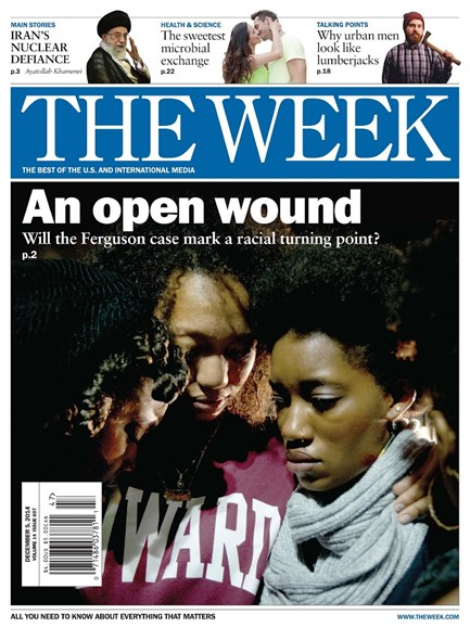 The Week Cover - 12/5/2014