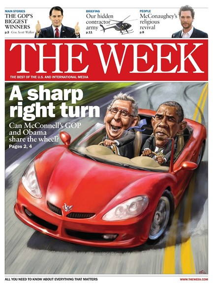 The Week Cover - 11/14/2014