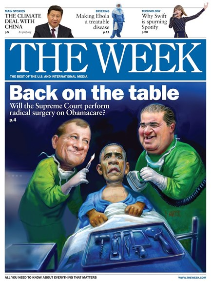 The Week Cover - 11/21/2014