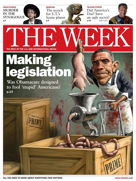 The Week Cover - 11/28/2014