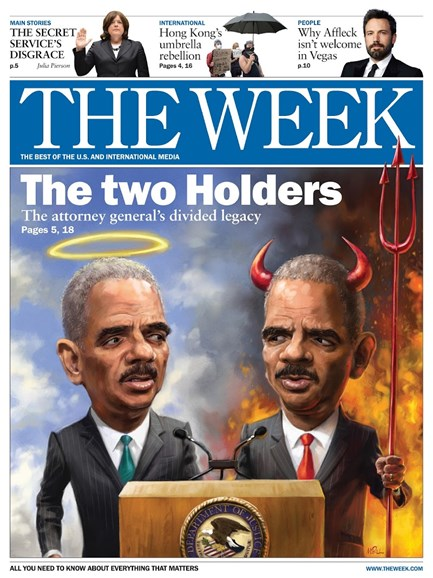 The Week Cover - 10/10/2014