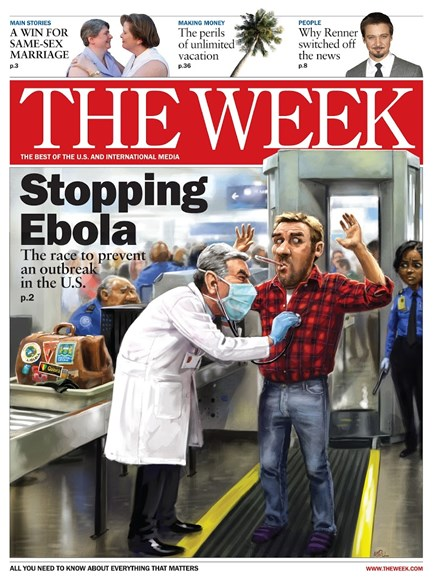 The Week Cover - 10/17/2014