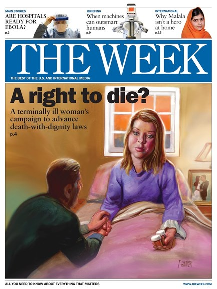 The Week Cover - 10/24/2014