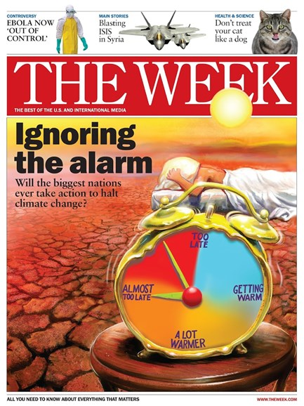 The Week Cover - 10/3/2014
