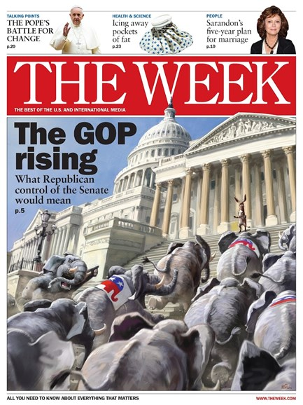The Week Cover - 10/31/2014