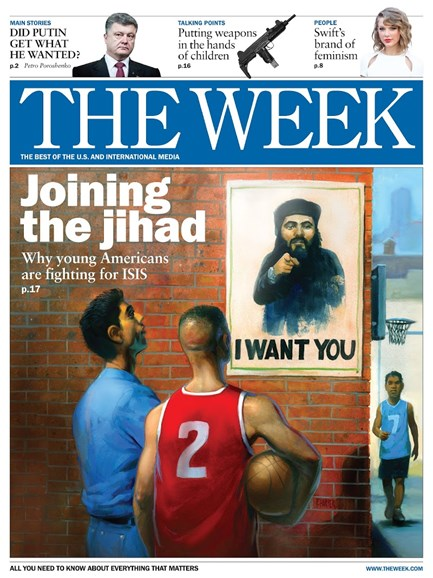 The Week Cover - 9/12/2014