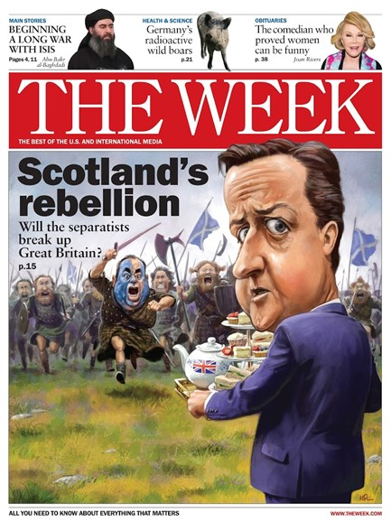 The Week Cover - 9/19/2014