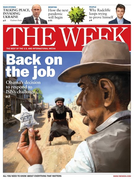 The Week Cover - 9/5/2014