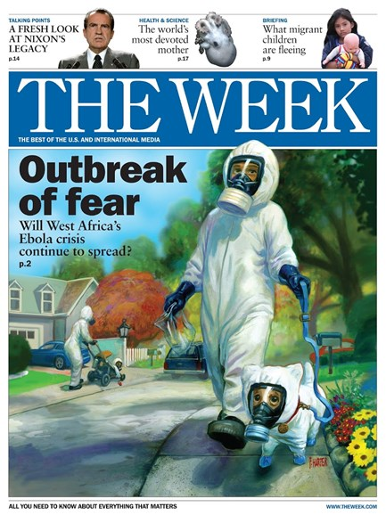 The Week Cover - 8/15/2014