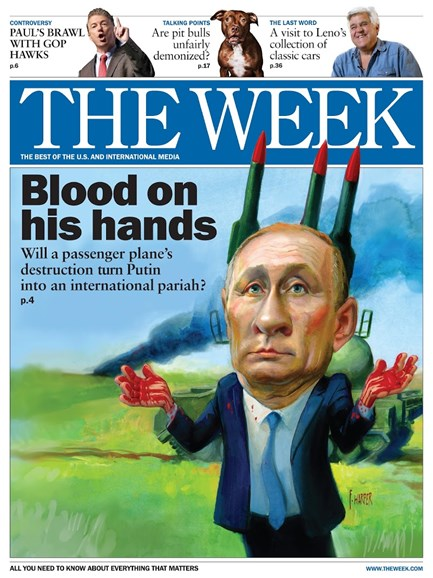 The Week Cover - 8/1/2014