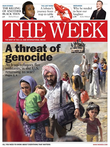 The Week Cover - 8/22/2014