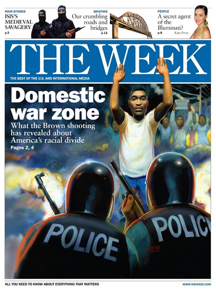 The Week Cover - 8/29/2014