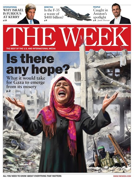 The Week Cover - 8/8/2014
