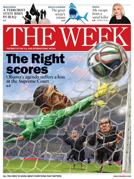 The Week Cover - 7/11/2014