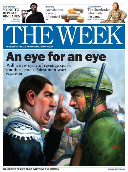 The Week Cover - 7/18/2014