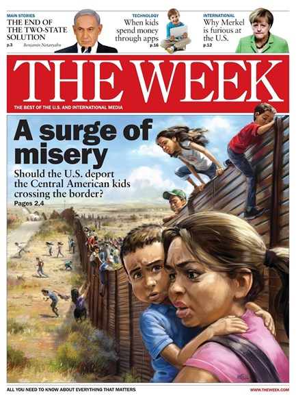 The Week Cover - 7/25/2014