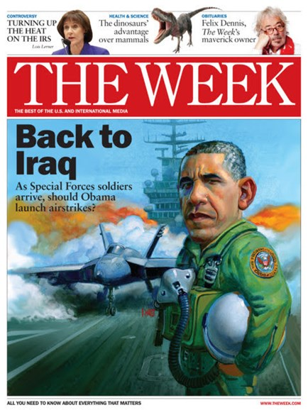 The Week Cover - 7/4/2014