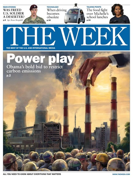 The Week Cover - 6/13/2014