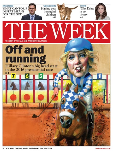 The Week Cover - 6/20/2014