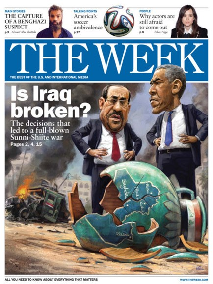 The Week Cover - 6/27/2014