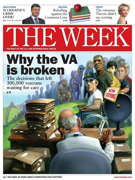 The Week Cover - 6/6/2017