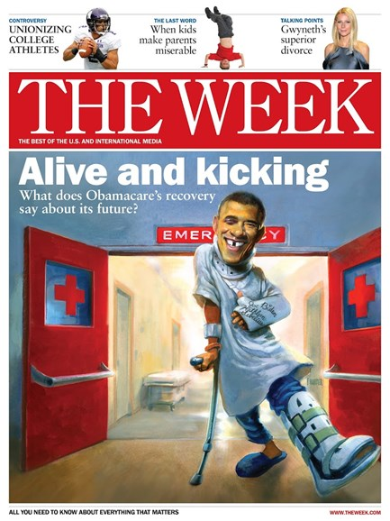 The Week Cover - 4/11/2014