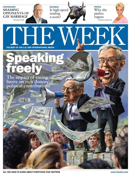 The Week Cover - 4/18/2014
