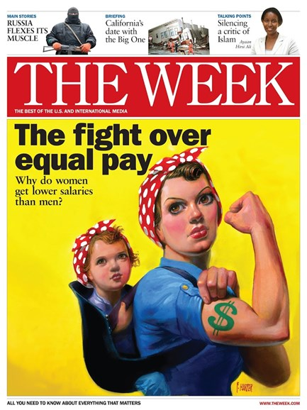 The Week Cover - 4/25/2014