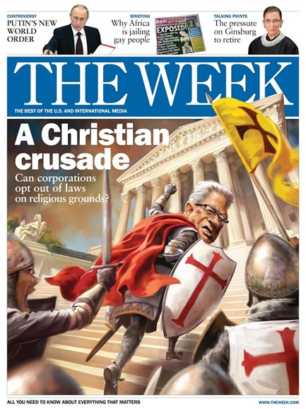 The Week Cover - 4/4/2014