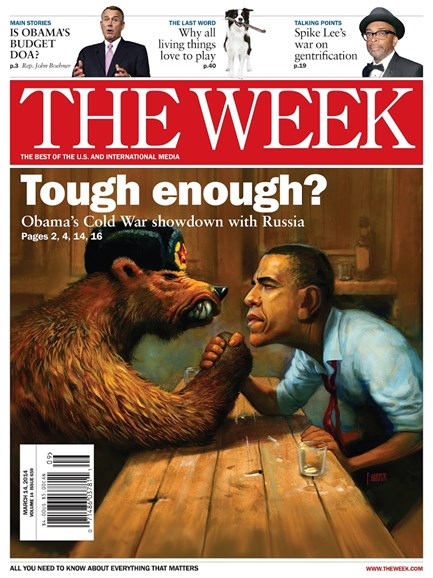 The Week Cover - 3/14/2014