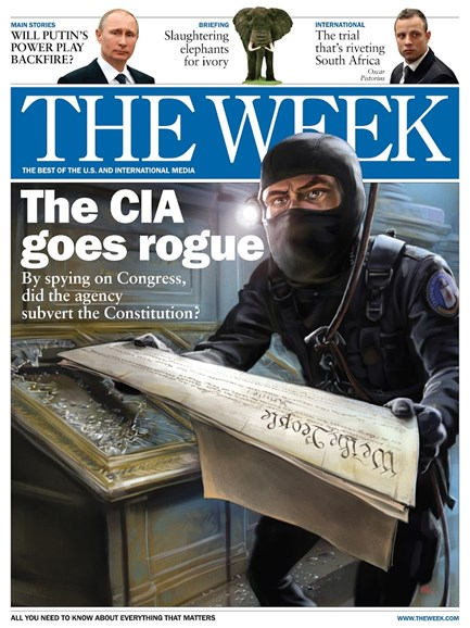 The Week Cover - 3/21/2014
