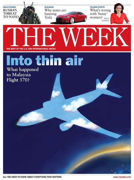 The Week Cover - 3/28/2014