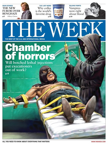 The Week Cover - 5/16/2014